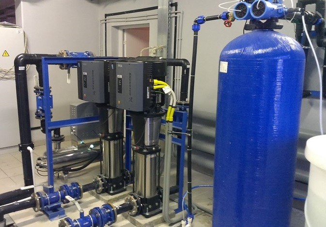 Системы очистки воды для санаториев от АкватикСистем
