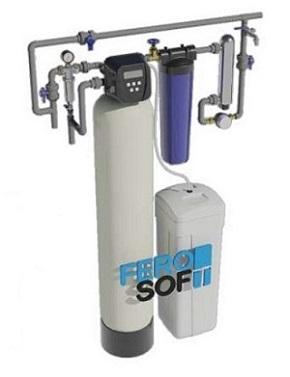 Система водоочистки Fero Soft