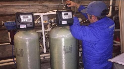 Техническое обслуживание систем очистки воды