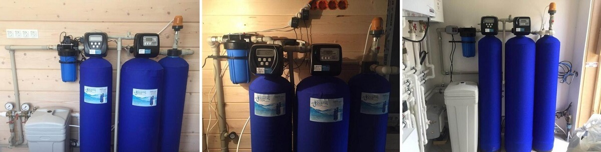 Системы обезжелезивания воды