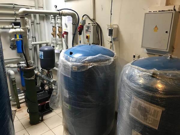 Система очистки воды для санатория, фото 2
