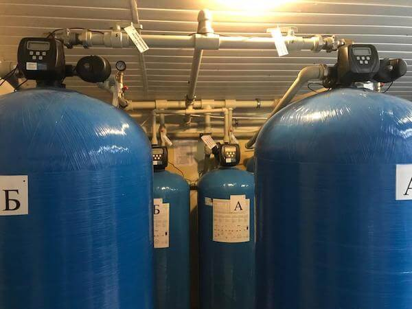 Система очистки воды для санатория, фото 3