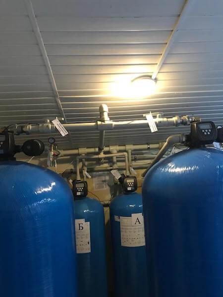 Система очистки воды для санатория, фото 4