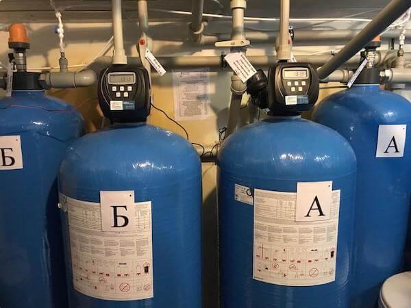 Система очистки воды для санатория, фото 5