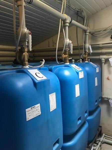 Система очистки воды для санатория, фото 8