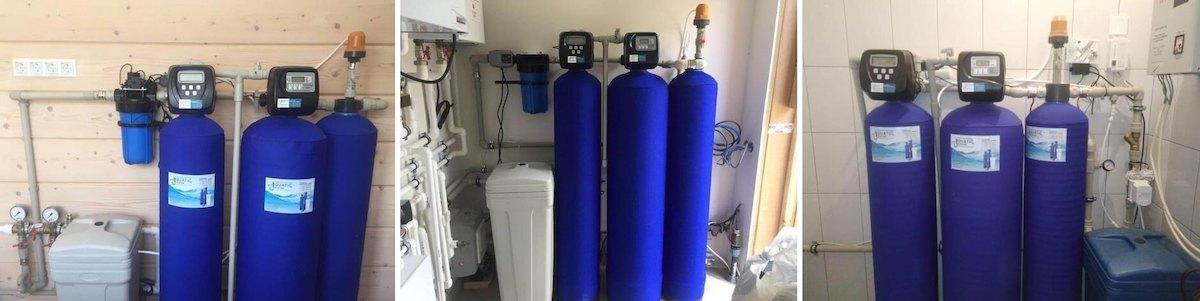 Универсальные системы очистки воды