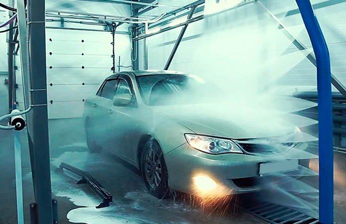Очистка воды для автомойки от АкватикСистем